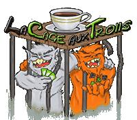 Boutique de jeux Lévis | Café Ludique | La cage aux trolls