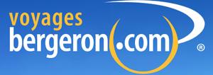Voyages Bergeron #1 des agences de voyages en ligne